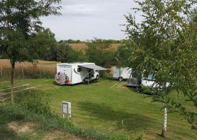 camping hintohaz, Hungary