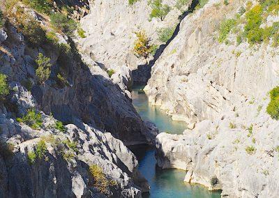Gorge de L'Hérault, France