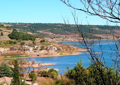 Lac du Salagou, France
