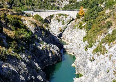 Gorge de L'Herault, France