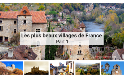 Les Plus Beaux Villages de France – Part 1