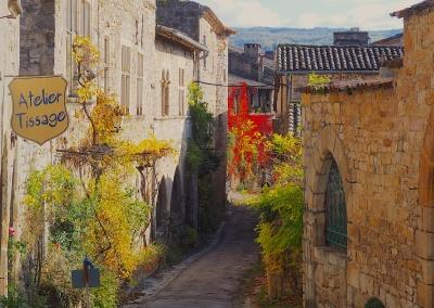 Bruniquel, France