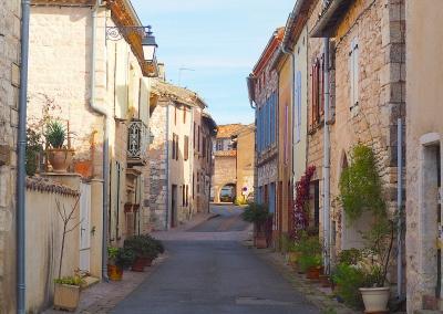 Najac, Aveyron, Midi-Pyrenees