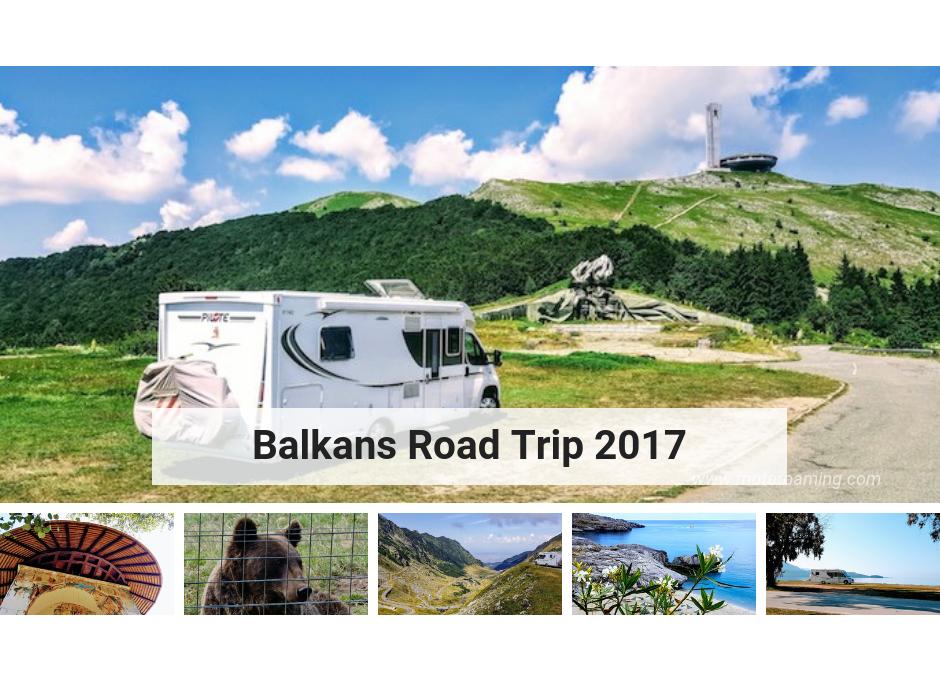 Balkan Road-trip 2017