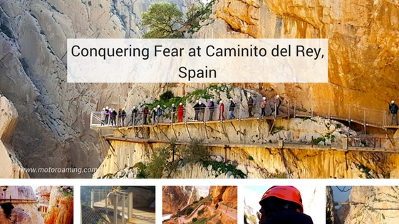 Travel's Classroom – Conquering Fear at Caminito Del Rey, Spain