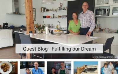Guest Blog – Fulfilling our Dream
