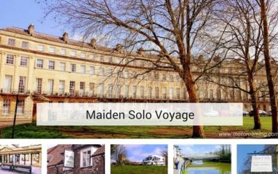 Maiden Solo Voyage