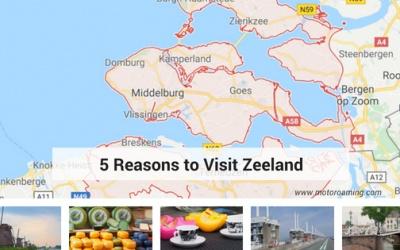 Five reasons to visit Zeeland