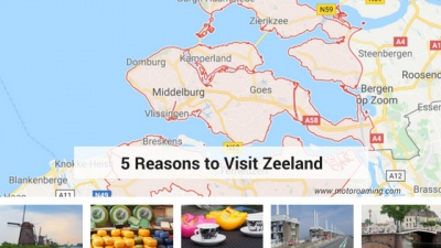 Five reasons to visit Zeeland