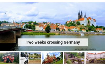 2 weeks crossing Germany