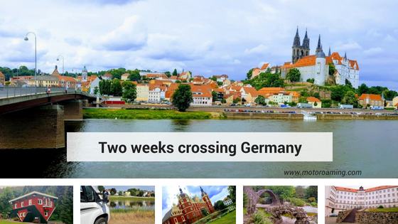 2 weeks crossing Germany