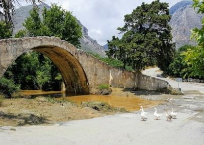Old Bridge, Preveli, Crete