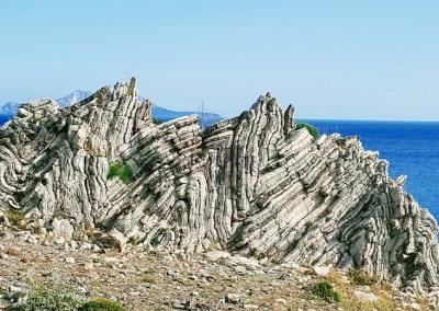 Crocodile rocks, Agia Pavlos, Crete