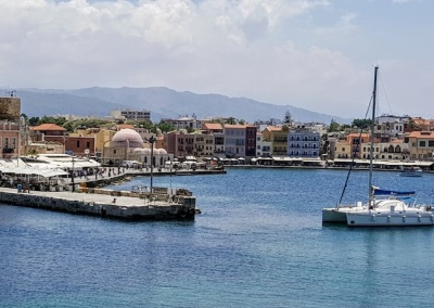 Chania old town, Crete