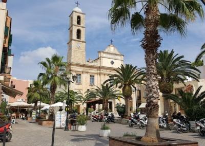 Church of Virgin Mary, Chania, Crete