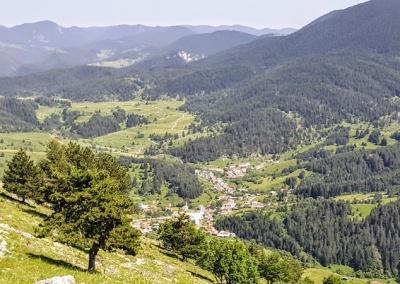 St Illia Peak, Yagodina,Rhodope Mountains, Bulgaria