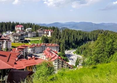 Pamporovo Ski resort, Pamporovo, Bulgaria