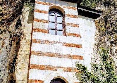 Rock Monastery, St.Dimitar Basarabovski, Bulgaria