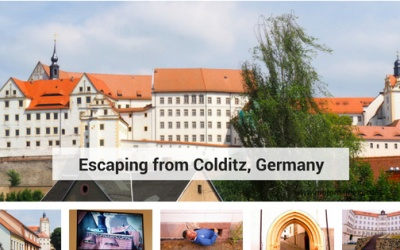 Escaping from Colditz