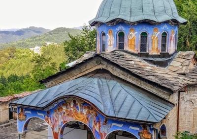 Soloski Monastery, Etara, Bulgaria