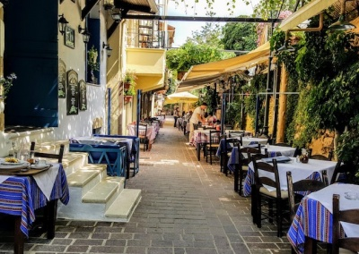 Chania restaurants, Chania, Crete
