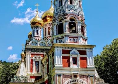 Shipka monastery, Shipka, Bulgaria