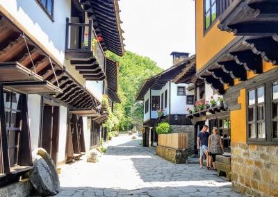 etara living musuem Balkan mountains, Bulgaria