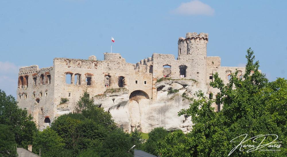 Ogrodzieniec Castle, Eagle's Nest Route, Kraków