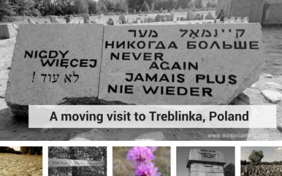 A moving visit to Treblinka, Poland