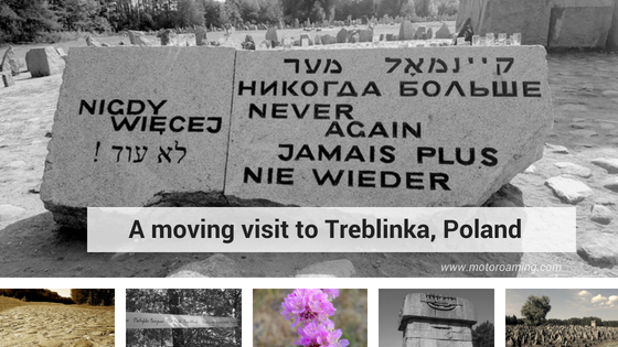 A moving visit to Treblinka, Poland