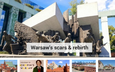 Warsaw's scars and rebirth