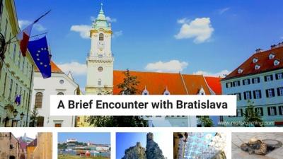 A brief encounter with Bratislava