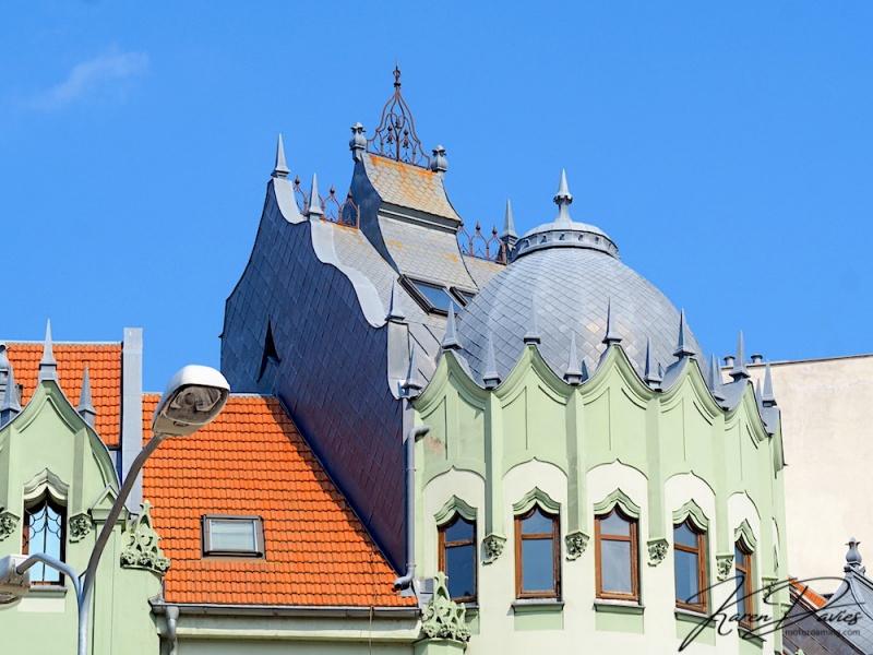 Gothic Bratislava, Slovakia