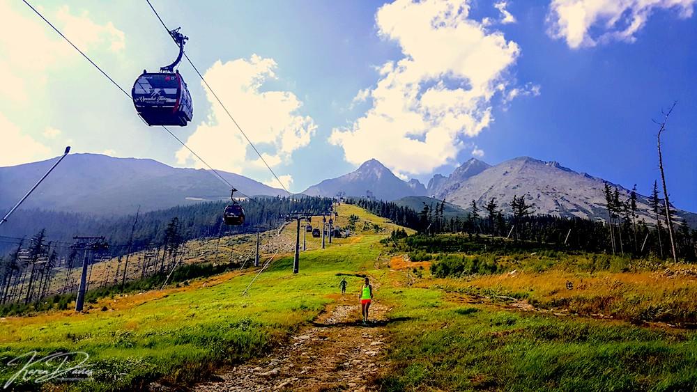 Lomnicky Peak Hike, Slovakia