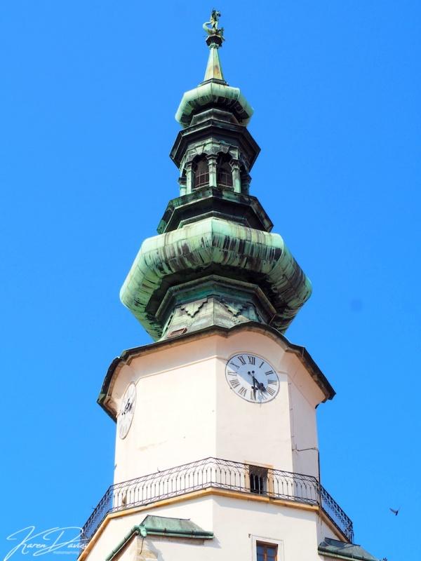 Michael Gate Tower, Bratislava, Slovakia