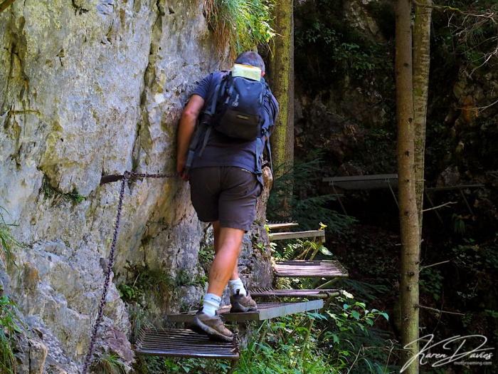Prielom Hornadu Hike, Slovakia