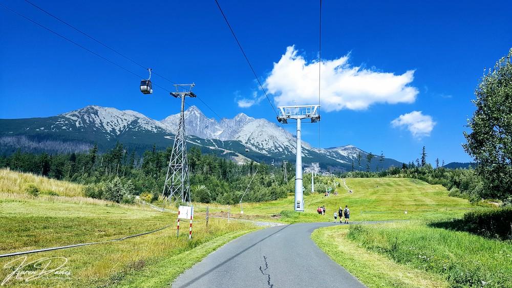 lomnica ski resort, lomnica tatras, Slovakia