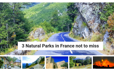 3 Natural Parks in France not to miss