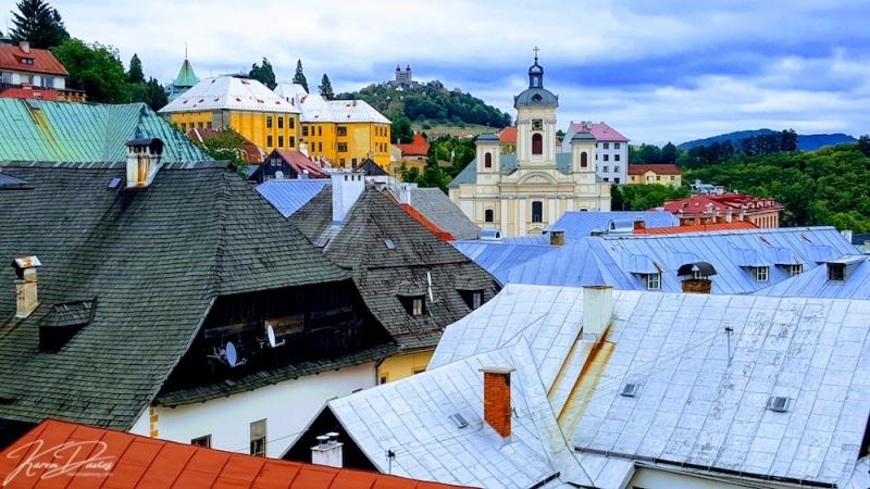 Banksa Striavnica roofline, Slovakia