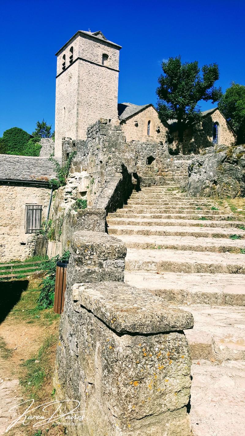 La Courvertoirade, Les Plus Beaux Village