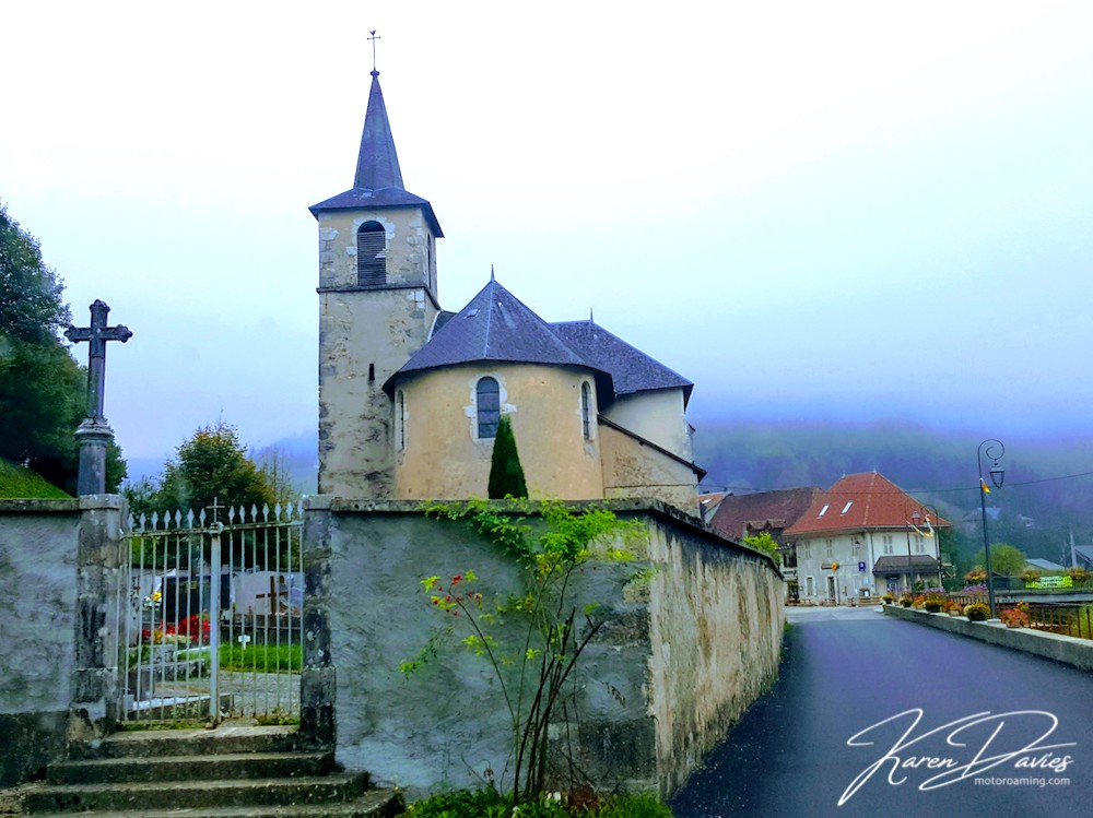 Saint Pierre d'Entermont, Chartreuse, France
