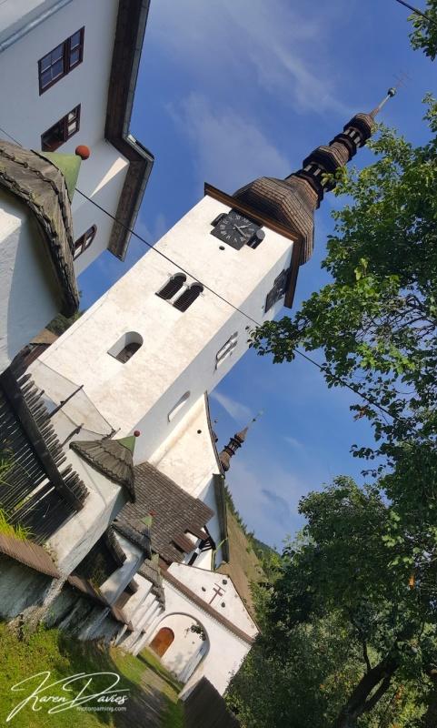 Spania Dolina church, Slovakia