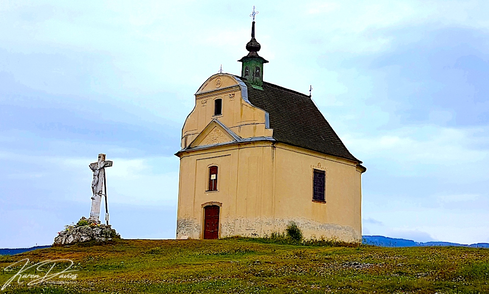 Chapel of the Holy Cross, Spišské Podhradie