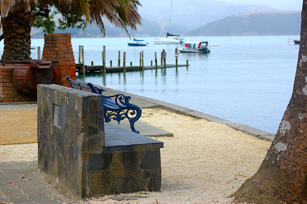 Akaroa Village, New Zealand