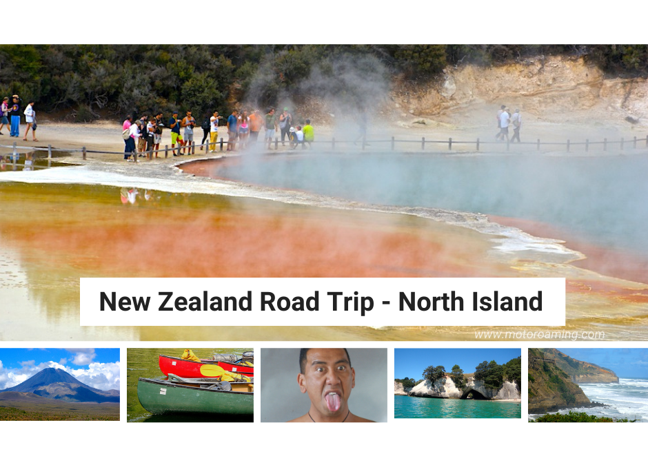 New Zealand Road Trip – North Island