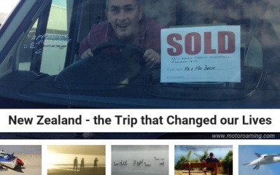 New Zealand – The trip that Changed our Lives