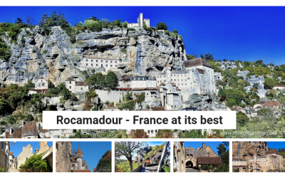 Rocamadour – France at its best