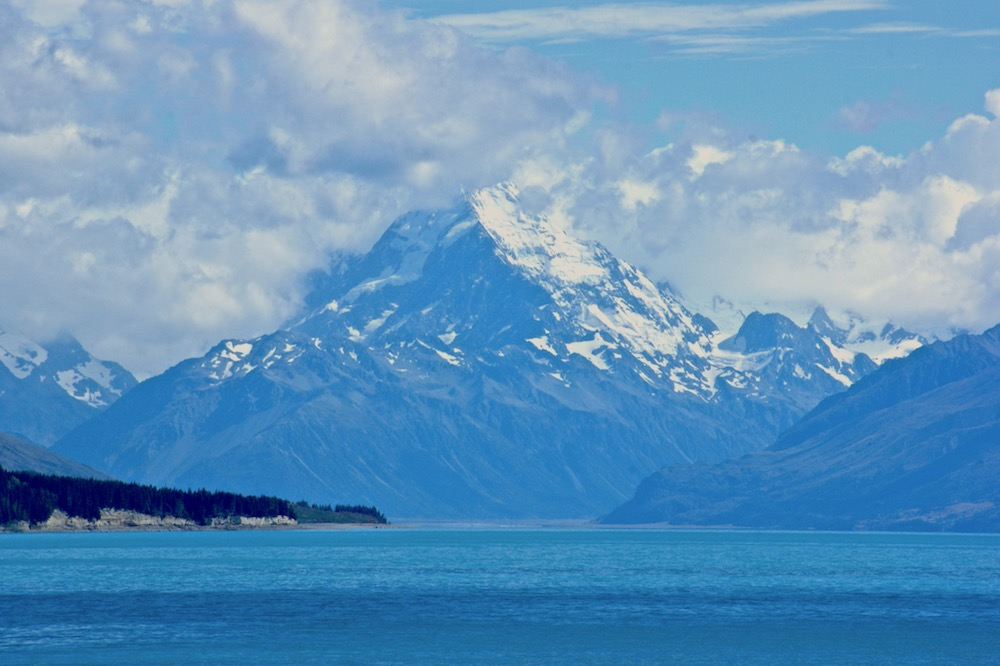 Mount Cook View, New Zealand