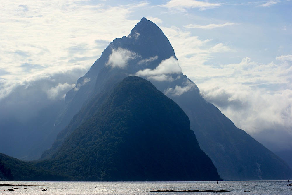 Iconic Milford Sound, New Zealand