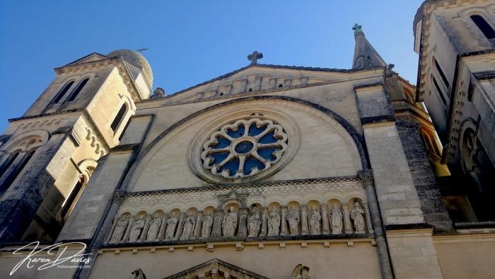 Revel Church, Midi-Pyrenees, France